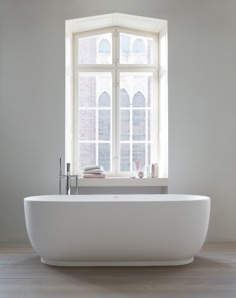 CECILIE MANZ - LUV 02 - PHOTO CREDITS – DURAVIT, Designed for DURAVIT