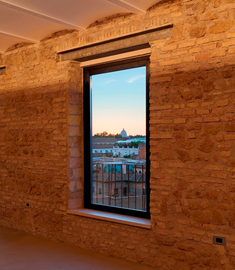 Jean Nouvel in Rome-Refined Fusion of the Past and Future