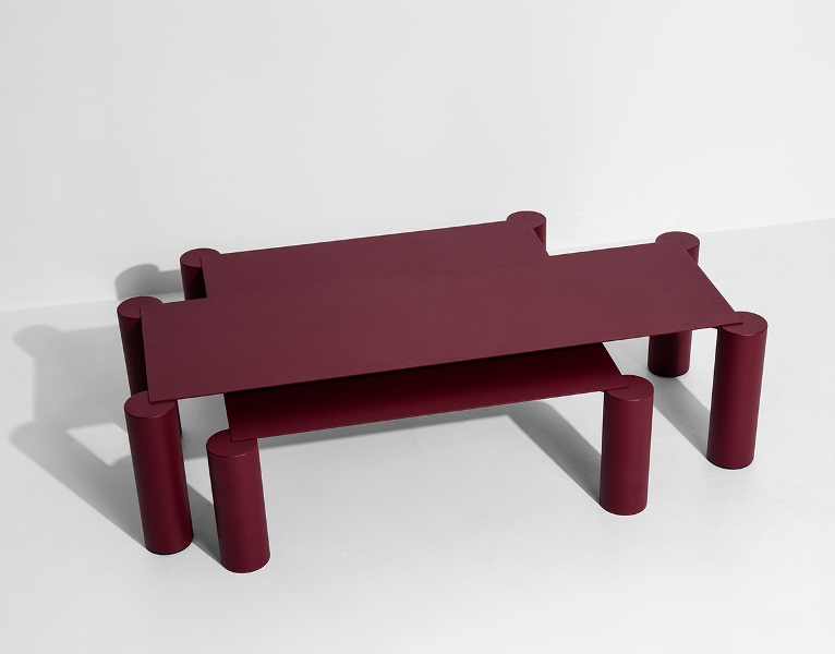 Table THIN Designed by Max  Enrich for  Petit Friture