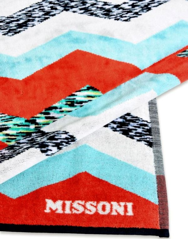 VICTOR BEACH TOWEL-detail, Missoni