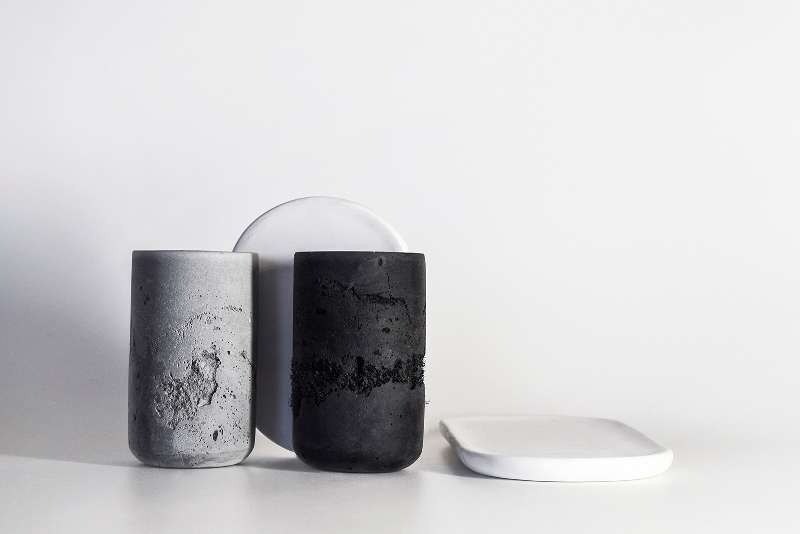 Perception Collection of cups designed by Nōme (Valeria Sergienko)