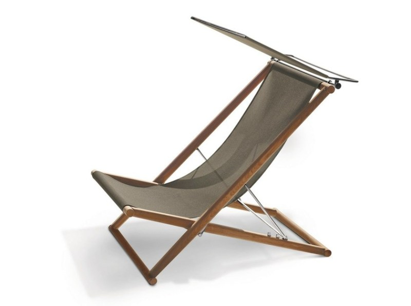 ORSON 006 deck chair designed by Gordon Guillaumier for RODA