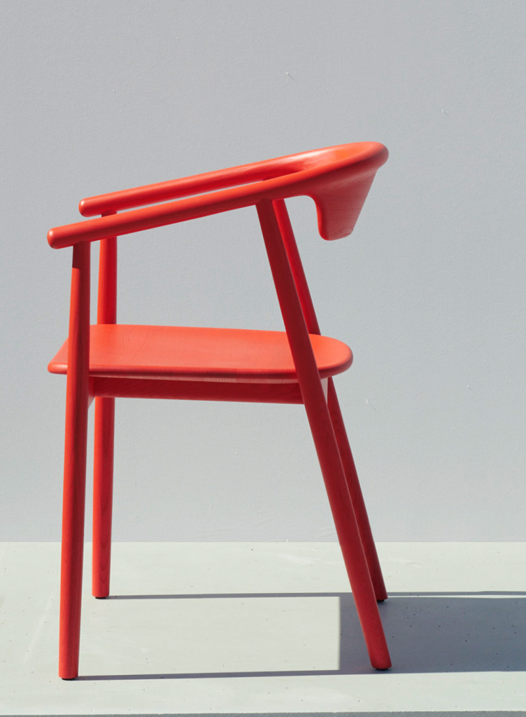 Leva chair by Foster + Partners for  Mattiazzi Images courtesy Mattiazzi