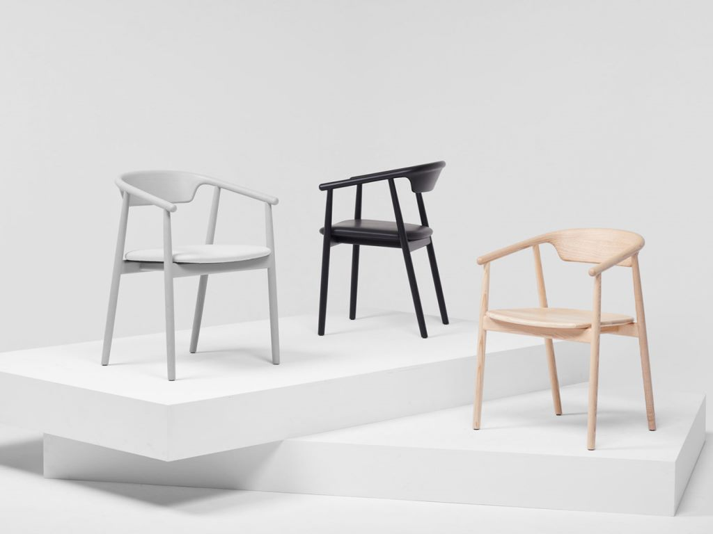 Leva chair by Foster + Partners for  Mattiazz Images courtesy Mattiazzi
