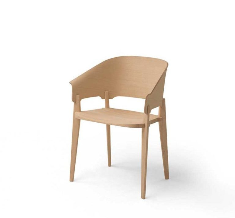 Chair Threepiece designed by Claesson Koivisto Rune for  Former / Busnelli (2018)