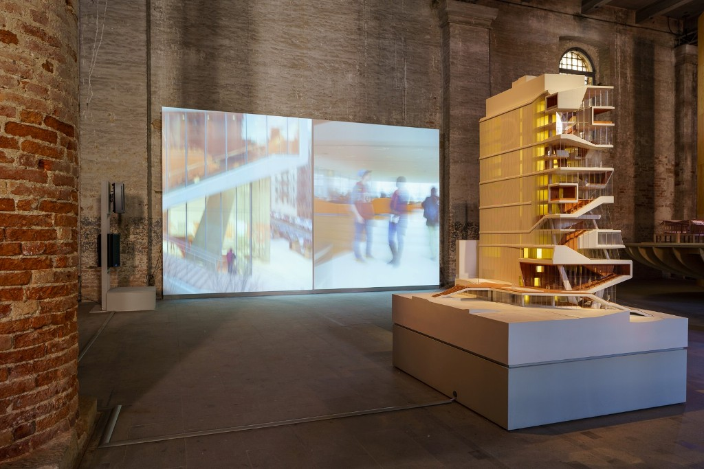 16th International Architecture Exhibition - La Biennale di Venezia, FREESPACE