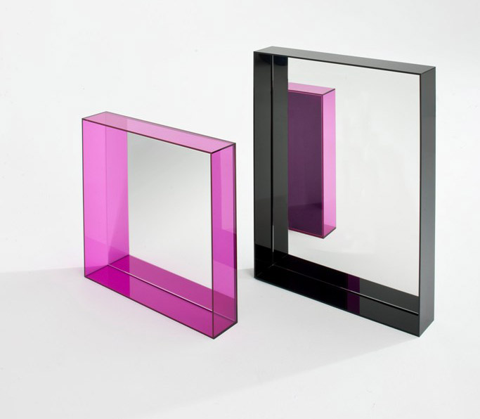 Mirror Only  Me, designed by Philippe Starck for KARTTELL