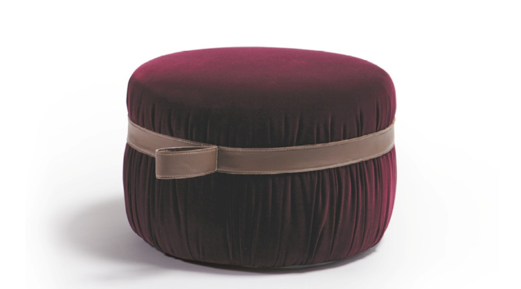 HERM pouf outdoor designed by Designer: Gianluigi Landoni for Potocco There is a variety of pouf for outdoor use