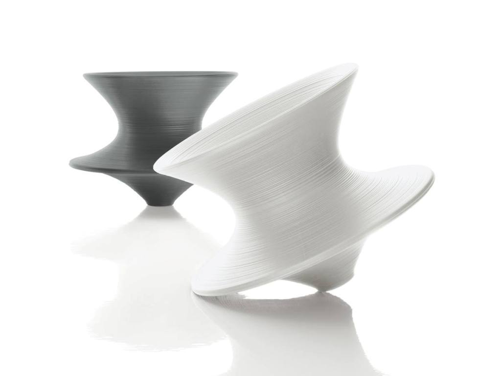 Spun chair designed by  Thomas Heatherwick for Magis