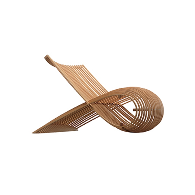 Wooden Chair design  Marc Newson(1992)
