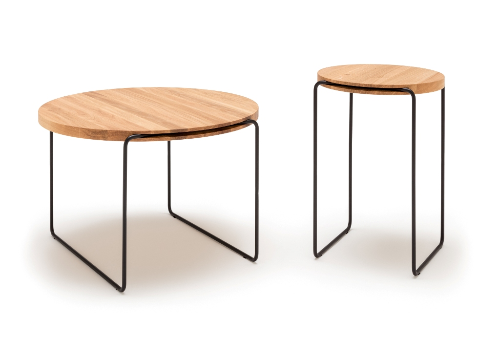Side Table freistil 159 design Jonathan Radetz for FreistilROLF BENZ