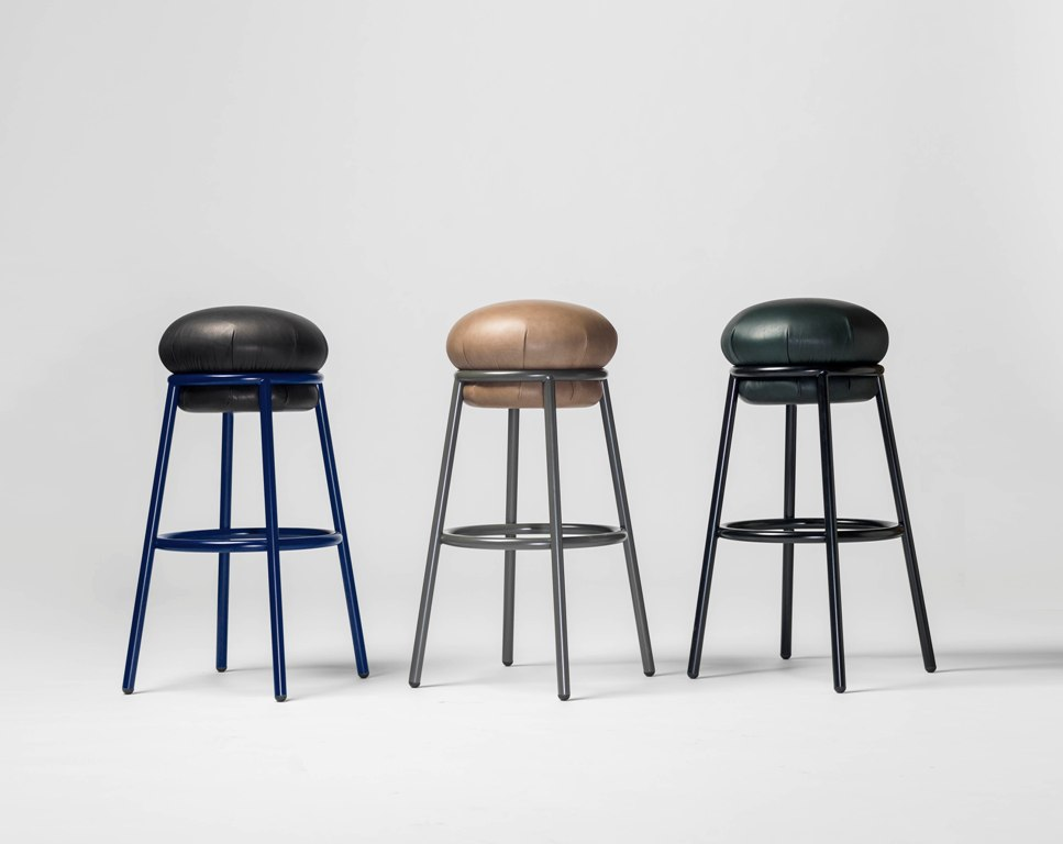 Barstool Grass designed by Stephen Burks, produced by BD Barcelona Why is it unique and different from others?